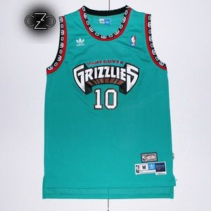Official Vintage Adidas Mike Bibby Jersey